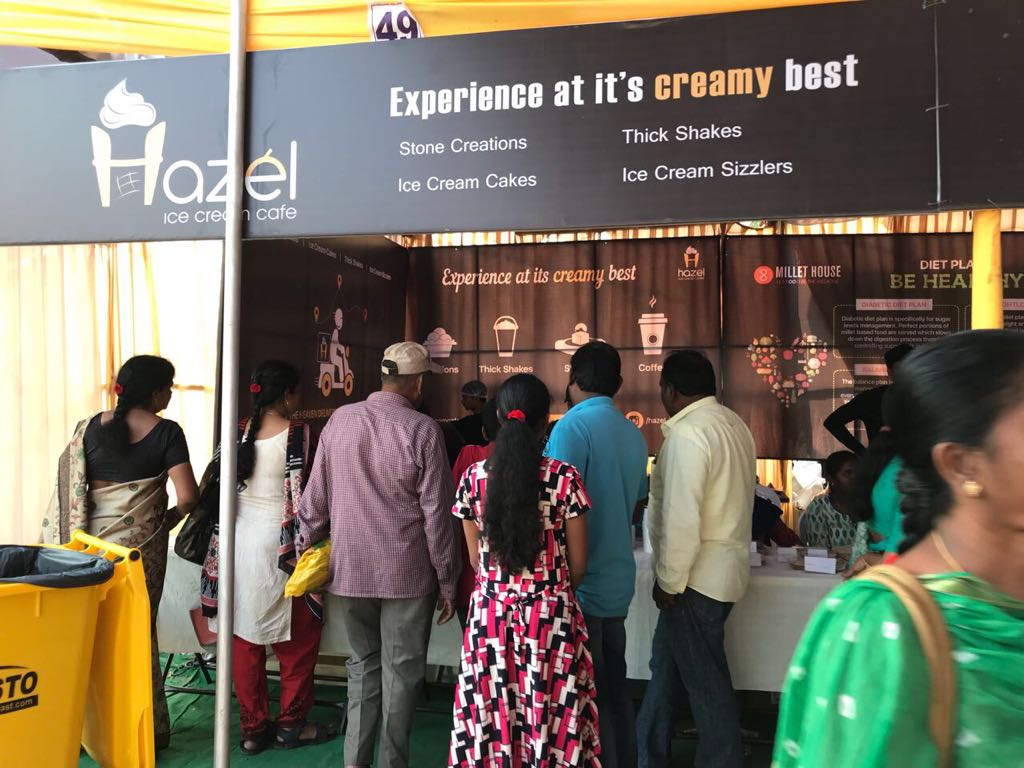 Hazel Ice Cream Stall at Vijayawada (10)