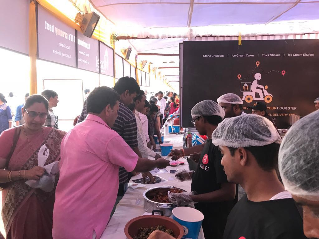 Hazel Ice Cream Stall at Vijayawada (3)