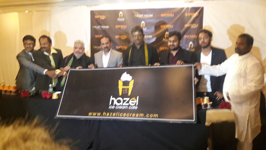 Hazel Ice Cream Launching Inuguration Vijayawada (2)